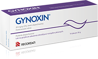 Gynoxin krem